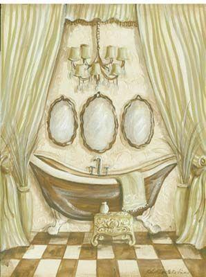 Art deco interieurs et salles de bain page 10 for Art et dcoration salle de bain