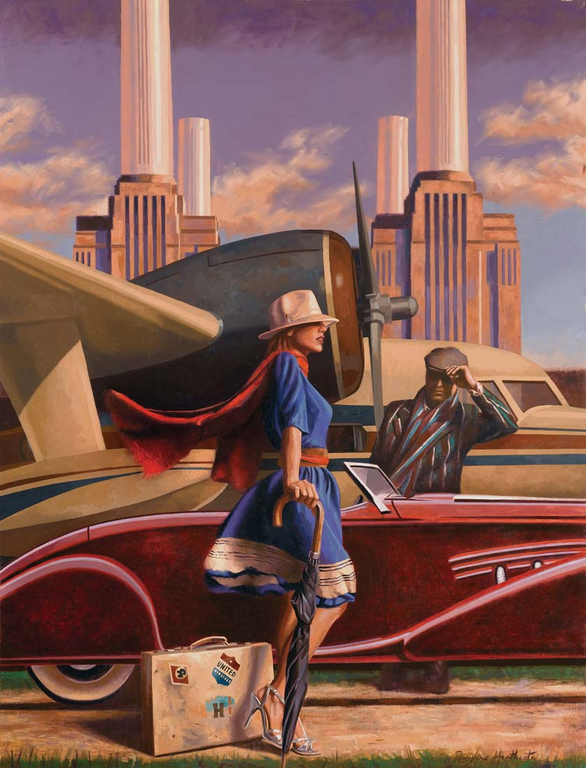 beaux tableaux de peregrine heathcote. Black Bedroom Furniture Sets. Home Design Ideas