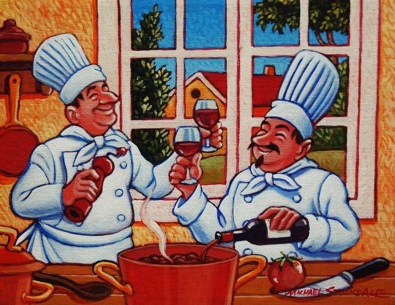 Art deco cuisiniers page 8 for Cuisinier 2010