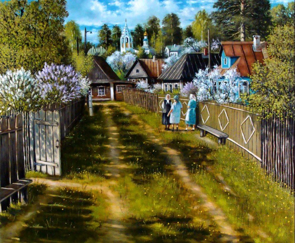 Fleurs et jardins en peinture page 16 for Fleurs et jardins