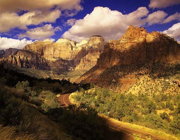 Photos de paysages americains