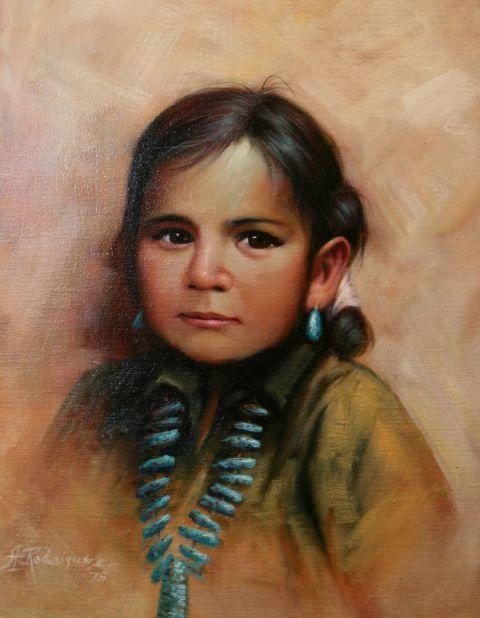 Amerindiens , western art et divers de Alfredo Rodriguez - xivbbp7u